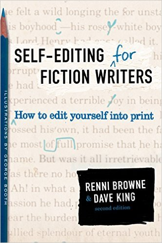 Book Review: Self-Editing for Fiction Writers